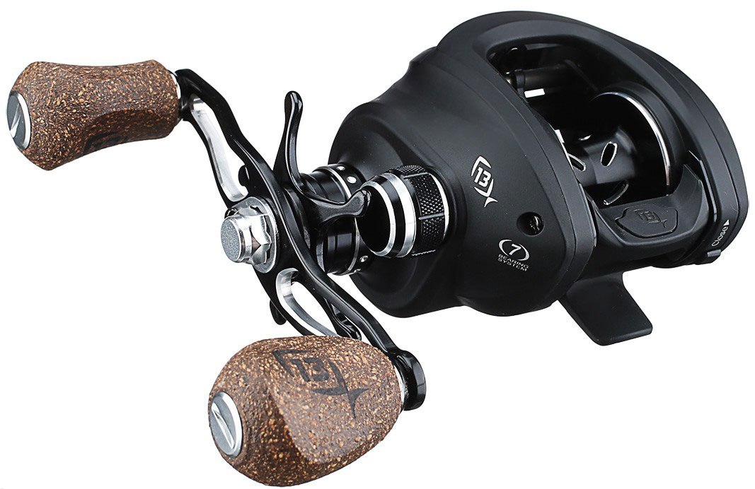 13 fishing concept a right handed reel 7 3 1 gear ratio 7 for 13 fishing concept a