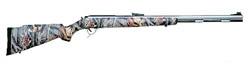 TCA Omega Black Powder Rifles 8928 50 CAL Black Powder Hardwood HD Stainless Steel Falling Block
