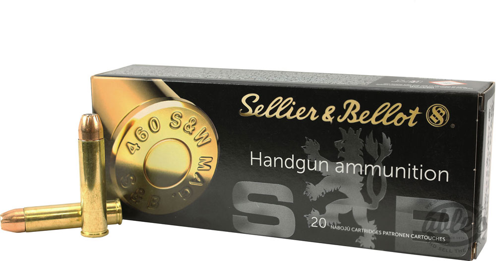 Cheap 460 S&W Smith and Wesson Centerfire Rifle Ammo for Sale Online