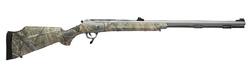Thompson Center Triumph Camo Stock Weathershield Blackpowder Rifles 8512 Break Open Action 50 CAL Black Powder 28 in