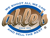 Able's Discount Hunting Supplies, Shooting Supplies, Ammunition