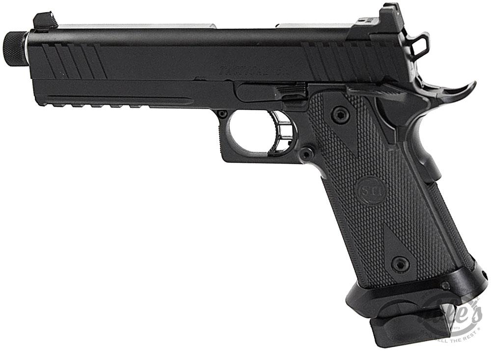 STI Tactical 5.0 2011 Pistol 10-290074, 45 ACP, 5 in Threaded, Steel ...