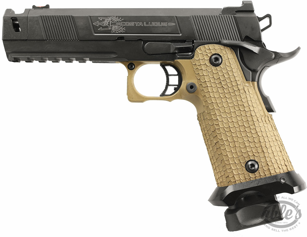 STI Costa Carry Comp 2011 Pistol 10-300351, 9MM, 4.15 in, Steel ...