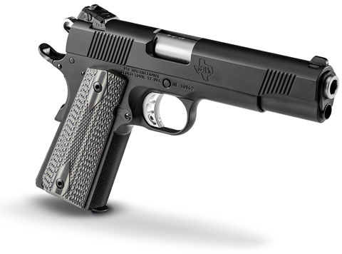 STI Lawman 1911 Pistol 10-290006, 45 ACP, 5 in, Carbon Steel Frame ...