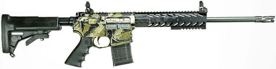 wholesale dealer fbede d1aec Nemo Tango 6 AR Rifle BLT6G1, 300 AAC Blackout, 16 in ...