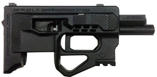 Zip Factory Zip Semi Auto Pistol Uszipnmb76 22 Lr 525 In