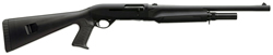 Benelli M2 Tactical Semi Auto Shotgun 11054 12 Gauge 18 5 3 Chmbr Black Synthetic Pistol Grip Tactical Rifle Sight