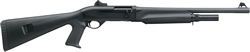 Benelli M2 Tactical Semi Auto Shotgun 11052 12 Gauge 18 5 3 Chmbr Black Synthetic Pistol Grip Ghost Ring Sight