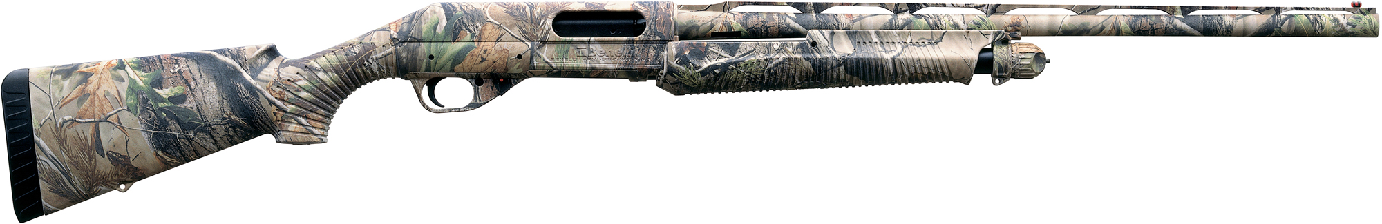 "Benelli Nova Pump Shotgun BN20047, 20 Gauge, 24"", 3"" Chmbr, Synthetic Stock, APG HD Finish"