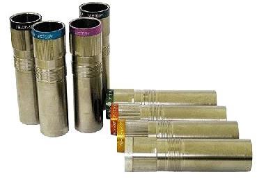 Beretta Shotgun Choke Tube JCOCE13 12 Gauge, Optima-Choke, Extended, Long  19mm, Silver w Color Bands - Able Ammo