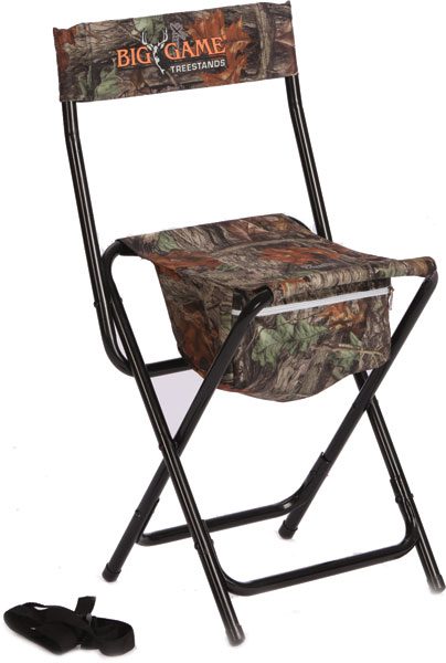 Big Game Folding Highback Chair GS3000 Able Ammo
