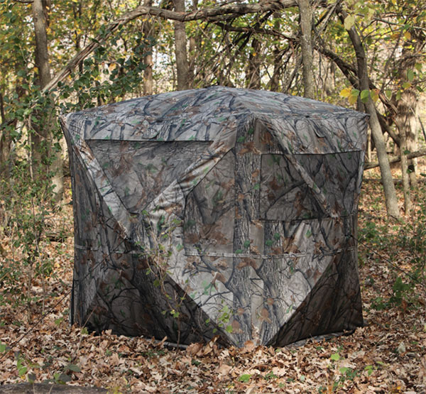 Big Game Ravage Ground Blind Hb0500 Able Ammo