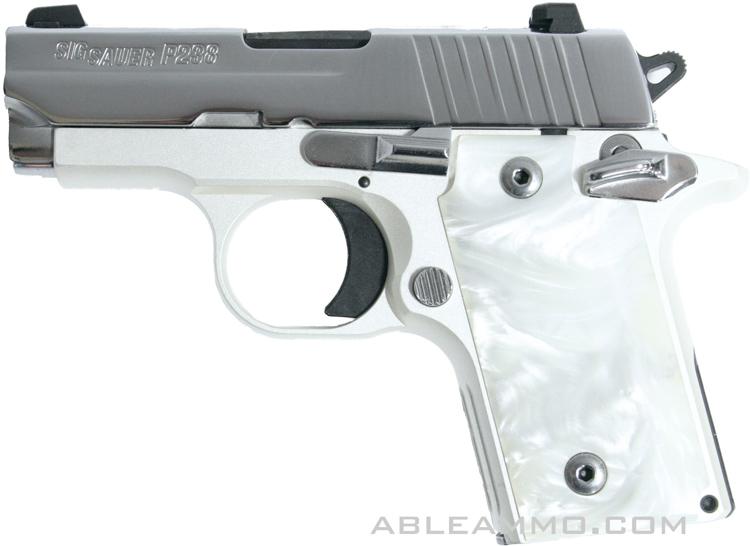 Sig P238 Tactical Laser Pistol .380 ACP 238-380-TL On Sale ...