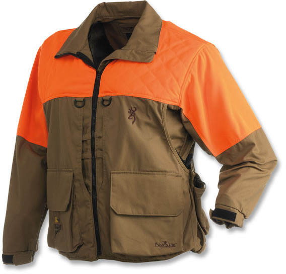 95d6b5f67090c Browning Browning Bird'n Lite Jacket w/Pheasants Forever Logo (304689) - Able  Ammo