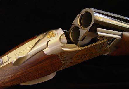 Browning Black Gold Shotgun Detail 2