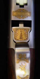 Browning Black Gold Shotgun Detail 3