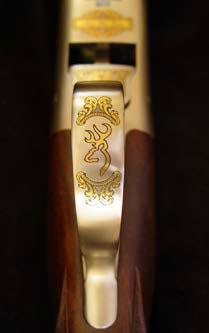 Browning Black Gold Shotgun Detail 4