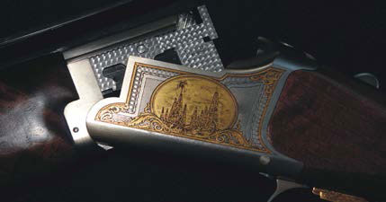 Browning Black Gold Shotgun Detail 5