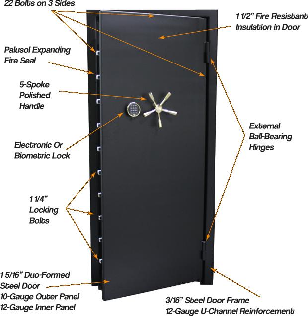Browning Prosteel Ultra Vault Door ...