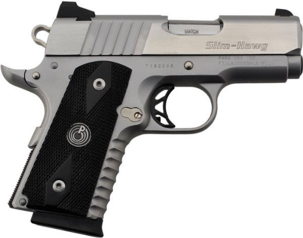 Para Ordnance Warthog Pxt Pistol Pshx645s 45 Acp 3 In