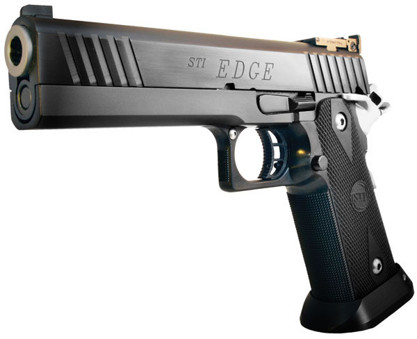 STI Edge 2011 Double Stack Pistol 100-50400007, 40 S&W, 5 in, Steel ...