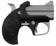 Bond Arms Backup Special Edition Pistol BACKUP, 45 ACP, 2 5 inch, Polymer  Grips, Matte Stainless Finish, - Able Ammo