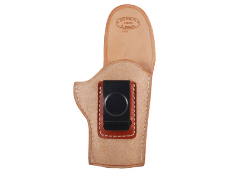 El Paso Saddlery EZ Carry Holster Kel-Tec P3AT/Ruger LCP, Right Hand,  Russet Leather (EKTATRR) - Able Ammo