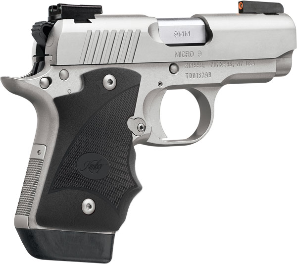 Kimber 3300193 Micro 9 Stainless DN Pistol