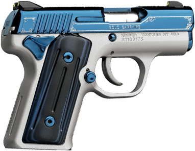 Kimber Solo Carry Sapphire Pistol 3900008 9mm 2 7