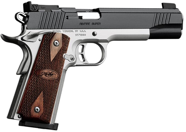 Kimber 3300153 Rimfire Super Pistol - .22 LR, 5 in Barrel, Amb ...