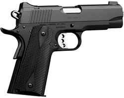 Kimber 3200051 Pro Carry II Pistol -  45 ACP, 4 in Barrel, Aluminum Frame,  Matte Black Oxide Slide, - Able Ammo