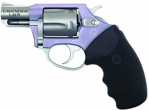 Charter Lavendar Lady Revolver 53840, 38 Special, 2 in ...