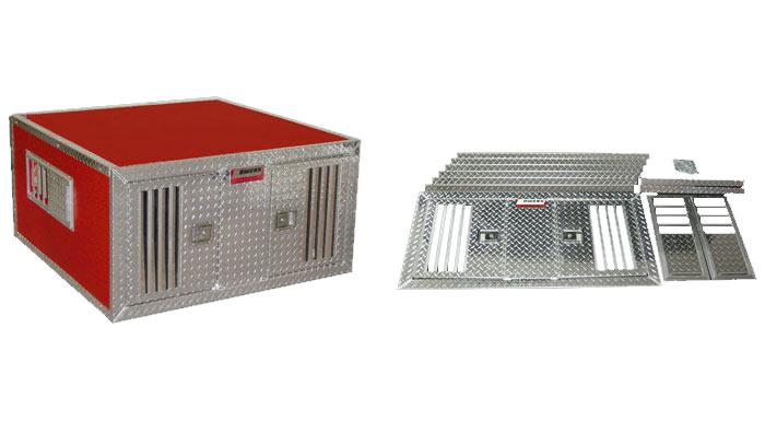 Owens Diy Series Dog Box 55046 Standard Vents 46 Inw X