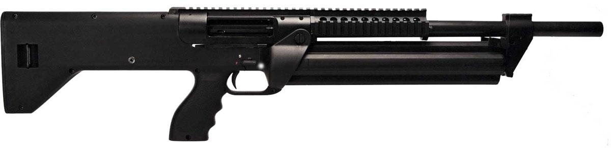 SRM Arms 1216 Semi-Auto Shotgun M1216, 12 Gauge, 18 in, 3 ... M1216
