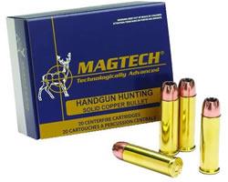 Magtech Sport Rifle Ammunition 4440A, 44-40 Winchester, Lead Flat Nose