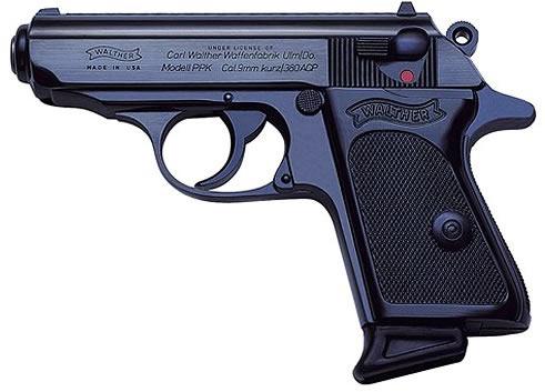 Walther Model PPK/S Semi-Auto Pistol VAH38006, 380 ACP, 3.35\