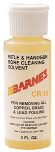 Barnes CR2 Copper & Residue Bore Cleaner 2 oz - Able Ammo