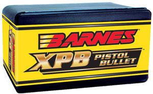 """Barnes XPB, .451"""", 45 Caliber, FB, 200 Grain, 20 Per Box ..."""