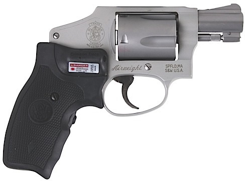Smith Amp Wesson Model 642 Airweight Revolver 163811 38