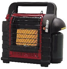 Mr Heater Mh9b Portable Propane Heater 4 000 And 9 000