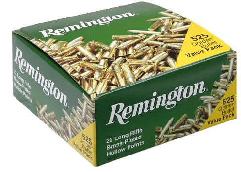remington rimfire ammo 1622c 22 long rifle plated hollow point hp