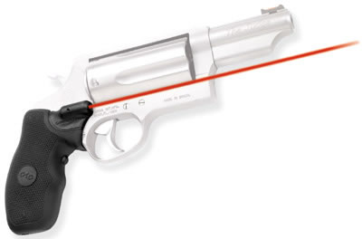 CrCrimson Trace LG-375 Polymer Grip/Overmold Front Activation Lasergrip For  Taurus Judge/Trackerimso - Able Ammo
