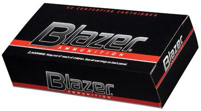 cci blazer handgun ammo 3509 9mm full metal jacket fmj 115 gr