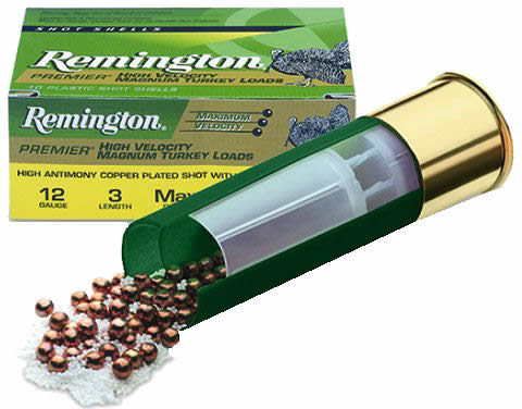 Remington Premier Heavy Magnum Turkey Shotshells P20XHM6 ...