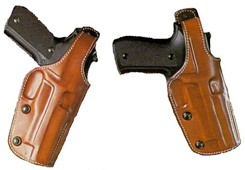 Galco Dual Position Phoenix Belt Holster For 1911 Style Autos w/5 in  Barrel, Model PHX212 - Able Ammo