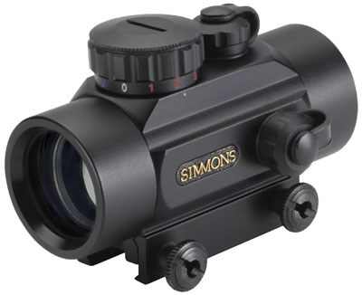 Simmons Red Dot Scope 511304 1x 30mm Black 3 Moa Reticle