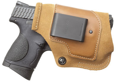 Viridian Glock 19/23 C5 Series Beige Leather Galco Holster (LHIWBC1) - Able  Ammo