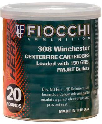 Fiocchi CANNED HEAT 223 Remington/5.56 Nato Full