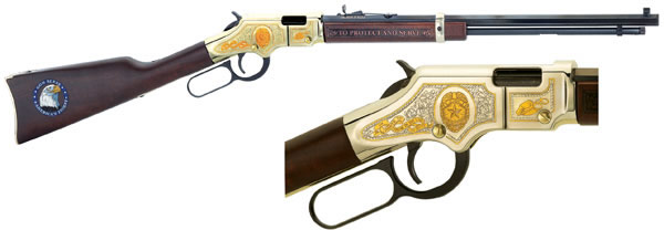 Henry rifle coupons