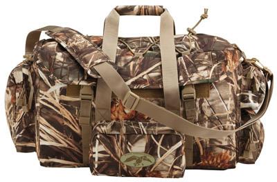 Duck Commander Blind Bag Large 600 Denier Polyester Realtree 65028